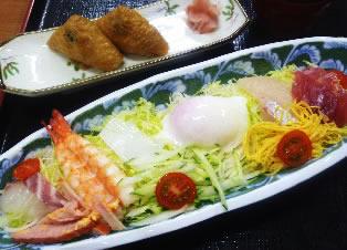 11菊前寿司(冷麺)
