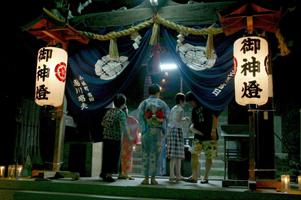 小城祇園夏祭り(山挽祇園)7/26・7/27