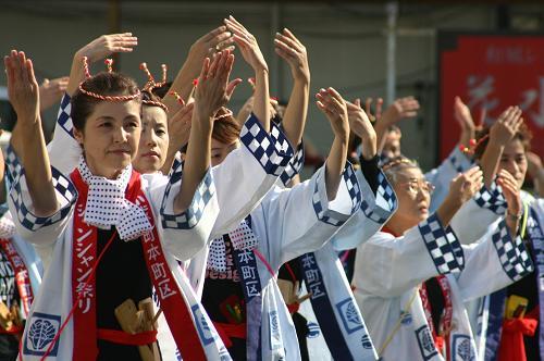 シャンシャン祭り&小城マルシェ開催!