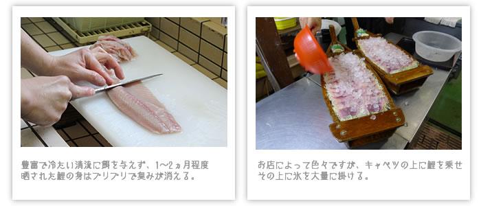 鯉料理 鯉こく